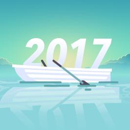 2017 en los mercados: el extraño paseo en barca que nadie esperaba